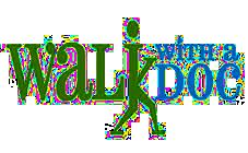 Walk with a Doc Logo